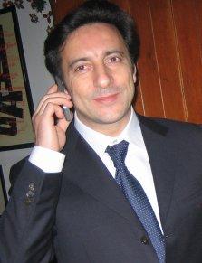 Arturo Di Corinto in versione executive
