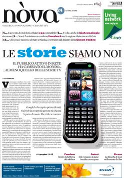 copertina 19 marzo 2009