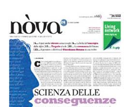 copertina Nova - 9 aprile 2009