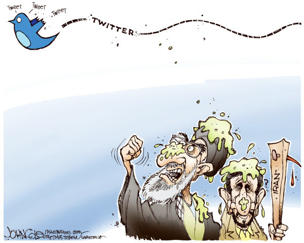 tweet cartoon