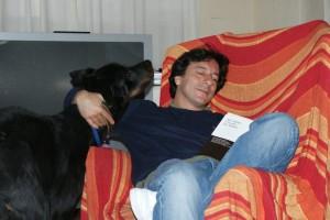 Arturo Di Corinto con Olmo