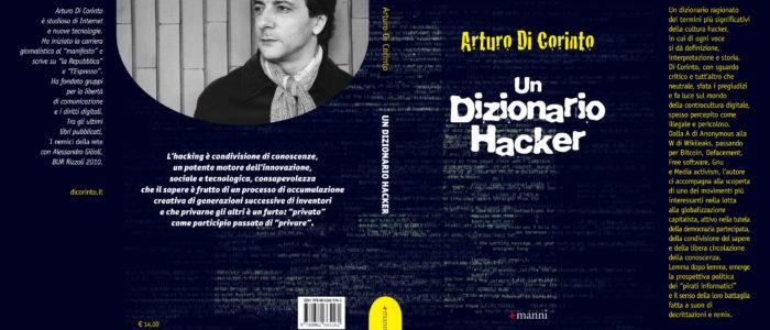 Un dizionario hacker, copertina