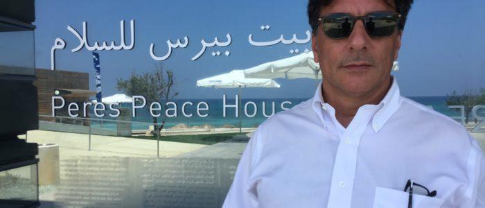 Di Corinto al Peres Center for Peace and Innovation, Tel Aviv