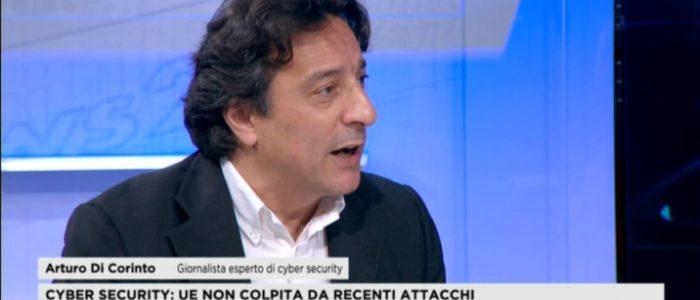 Arturo Di Corinto, Rainews24