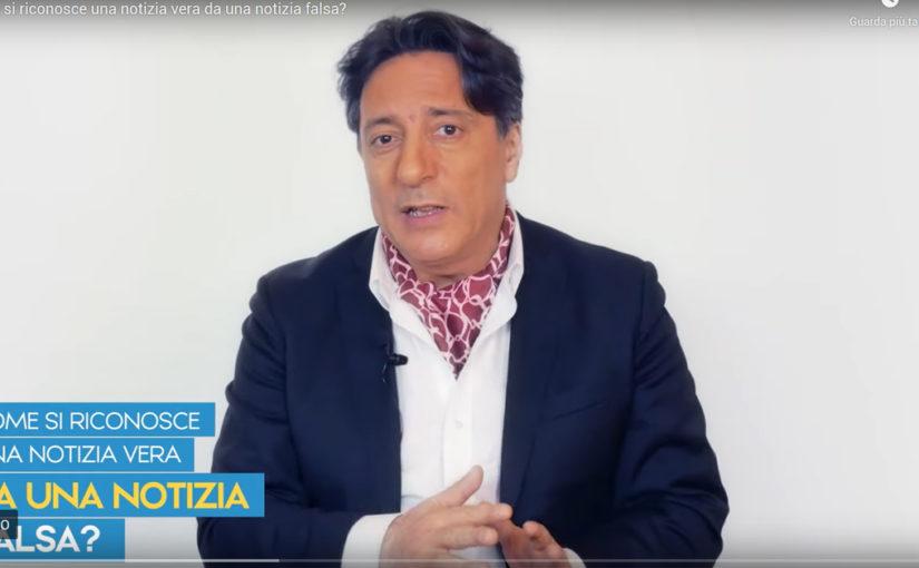 Rai Scuola: Fake news, Privacy, Cybersecurity, risponde Arturo Di Corinto