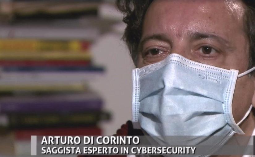 Terremoto WhatsApp: intervista Di Corinto a TV7 (Raiuno)