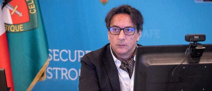Nato Cyberseminar, Arturo Di Corinto