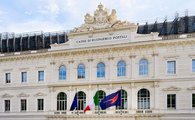 Italian Secret Service offices