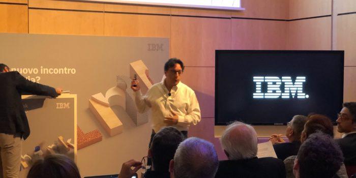 Di Corinto, IBM Think Summit
