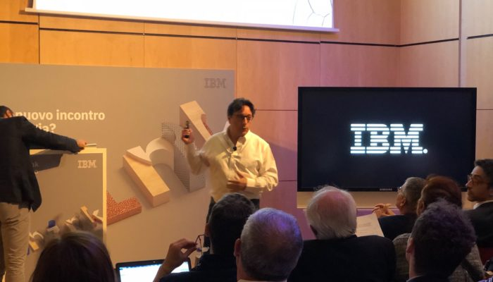 Di Corinto, IBM Think Summit