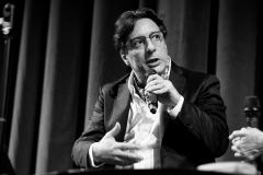 Arturo Di Corinto - Teatro Eliseo, dibattito sulla Shoah